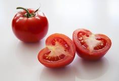 Pomidorowa miłość Zdjęcie Royalty Free