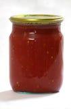 Pomidorowego kumberlandu słój obraz royalty free