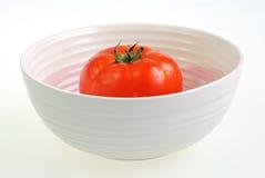 pomidorowy biel Obraz Stock