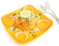 Pomidorowy Rice Zdjęcia Stock