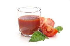 Pomidorowy sok 02 Obraz Stock
