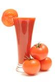 Pomidorowy Sok Zdjęcie Royalty Free