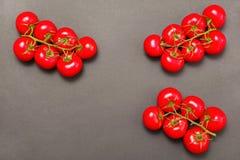 pomidoru dojrzewający winograd Obrazy Royalty Free