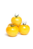 pomidoru organicznie kolor żółty Obrazy Royalty Free