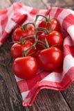 pomidory świeże Obrazy Stock