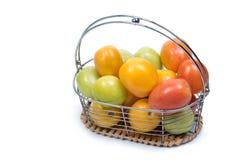 pomidory świeże Fotografia Stock