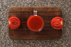 Pomidory IV Fotografia Stock
