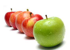 pomme image stock