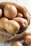 Pomme de terre Photos stock