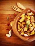Pomme de terre frite photos libres de droits