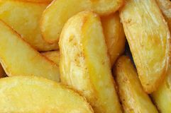 Pomme de terre frite photo stock