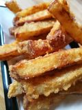 Pomme de terre frite Images stock