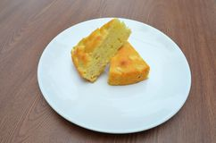 Pomme del au de los pasteles Fotografía de archivo libre de regalías