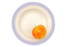 Pomme féerique image stock