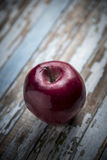 Pomme fraîche rouge Photos stock