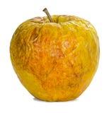 Pomme froissée Photo libre de droits