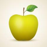 Pomme jaune Images stock