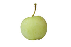 Pomme mûre une Photographie stock