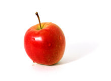 Pomme rouge Image stock