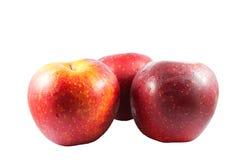 Pomme rouge. photographie stock libre de droits