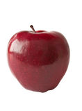 Pomme rouge. Photo stock