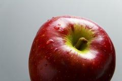 Pomme rouge image libre de droits
