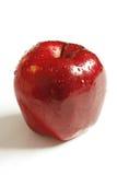 Pomme rouge fraîche Images stock