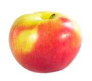 pomme Rouge-jaune Photographie stock libre de droits