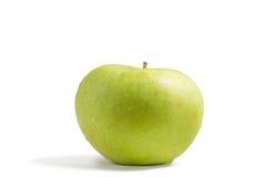 Pomme verte humide images libres de droits