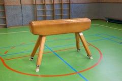 Pommel horse Royalty Free Stock Image