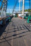 Pommern es velero Imagen de archivo libre de regalías