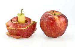 Pommes Image stock