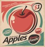 pommes illustration de vecteur