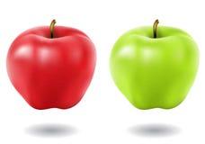 pommes illustration stock
