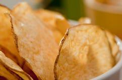 Pommes chips Image libre de droits