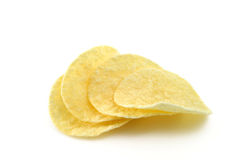 Pommes chips Photo stock
