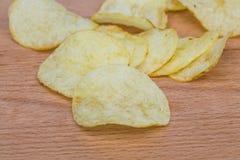 Pommes chips images stock