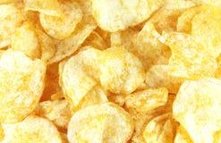 Pommes chips images libres de droits