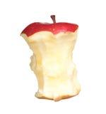 Pommes de rouge et de dégagement photo stock