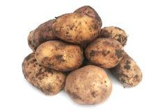 Pommes de terre. Images libres de droits