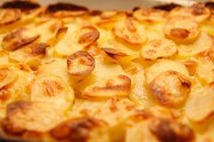 Pommes de terre chaudes Image stock