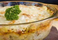 Pommes de terre cuites au four Photos libres de droits