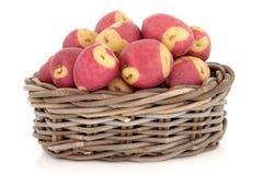 Pommes de terre d'Apache image stock