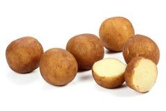 Pommes de terre 03 de massepain Images libres de droits