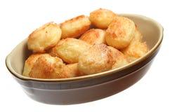 Pommes de terre de rôti image stock