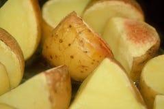 Pommes de terre de rôti Photographie stock libre de droits