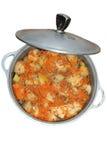 Pommes de terre cuites. Image libre de droits