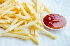 Pommes de terre fraîches fri Images stock