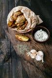 Pommes de terre frites Images stock