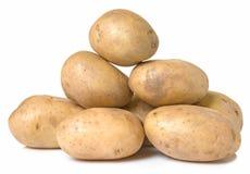 pommes de terre rousses Images stock